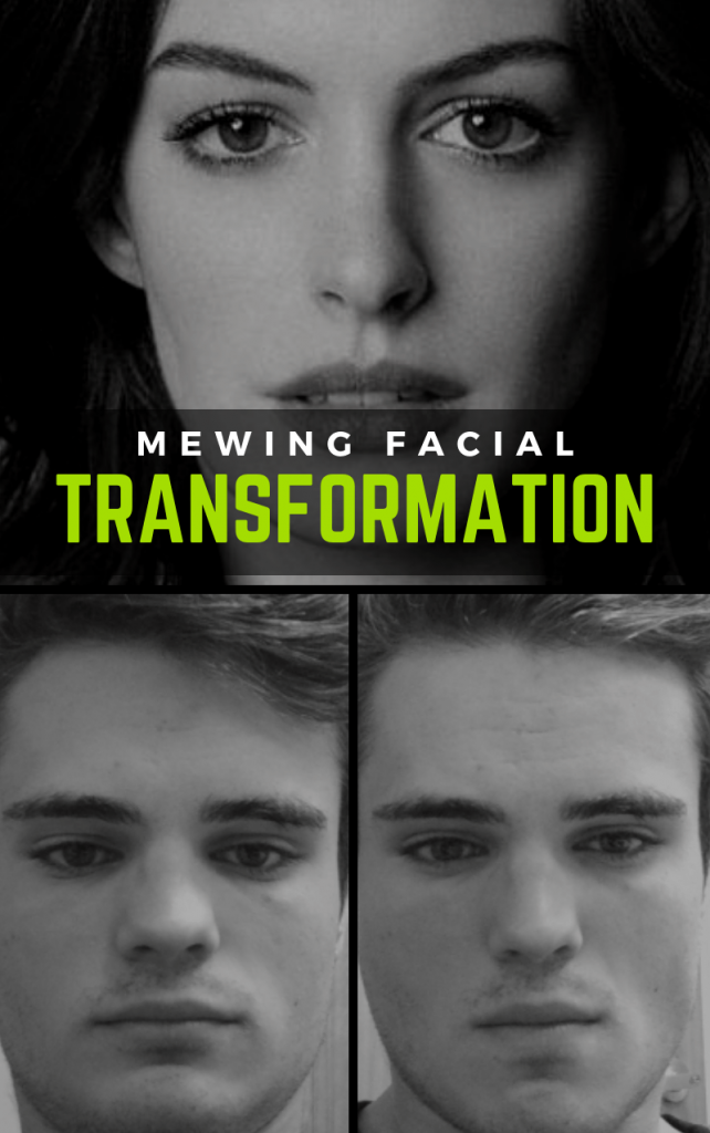 Chisell mewing transformation