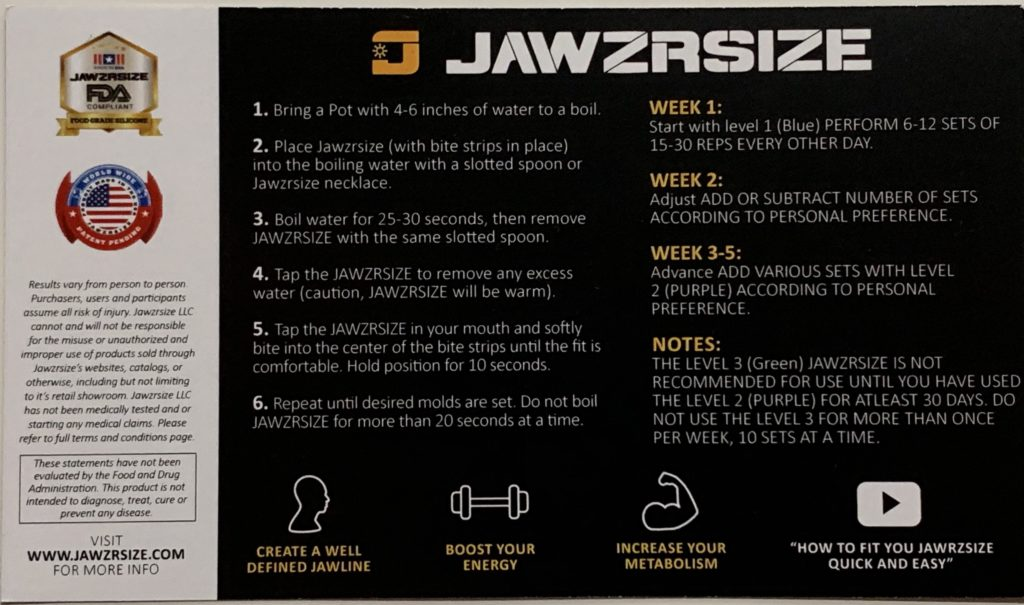 Jawzrsize Review - How to Use?