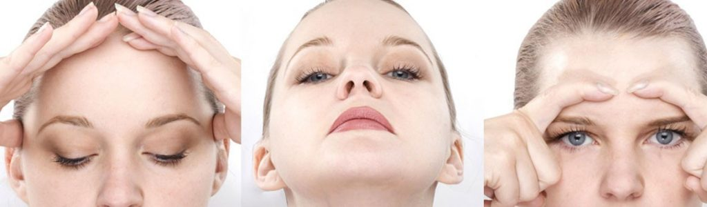 facial exercises for sagging skin