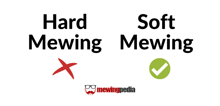 Mewing hurts