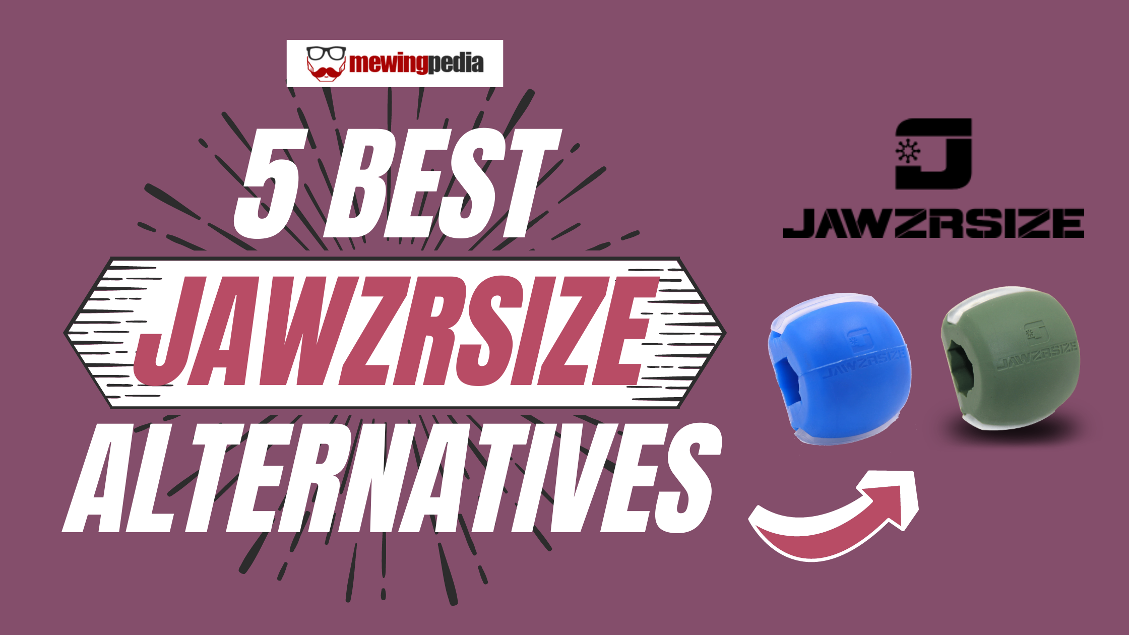 5 Best Jawzrsize Alternatives – Jaw Training Tools
