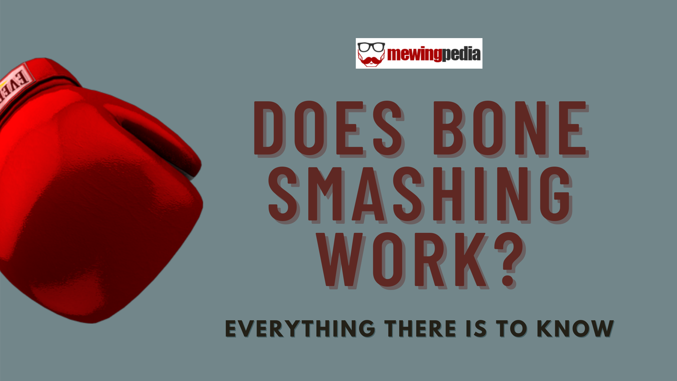 Does Bone Smashing Work? Everything there is to know