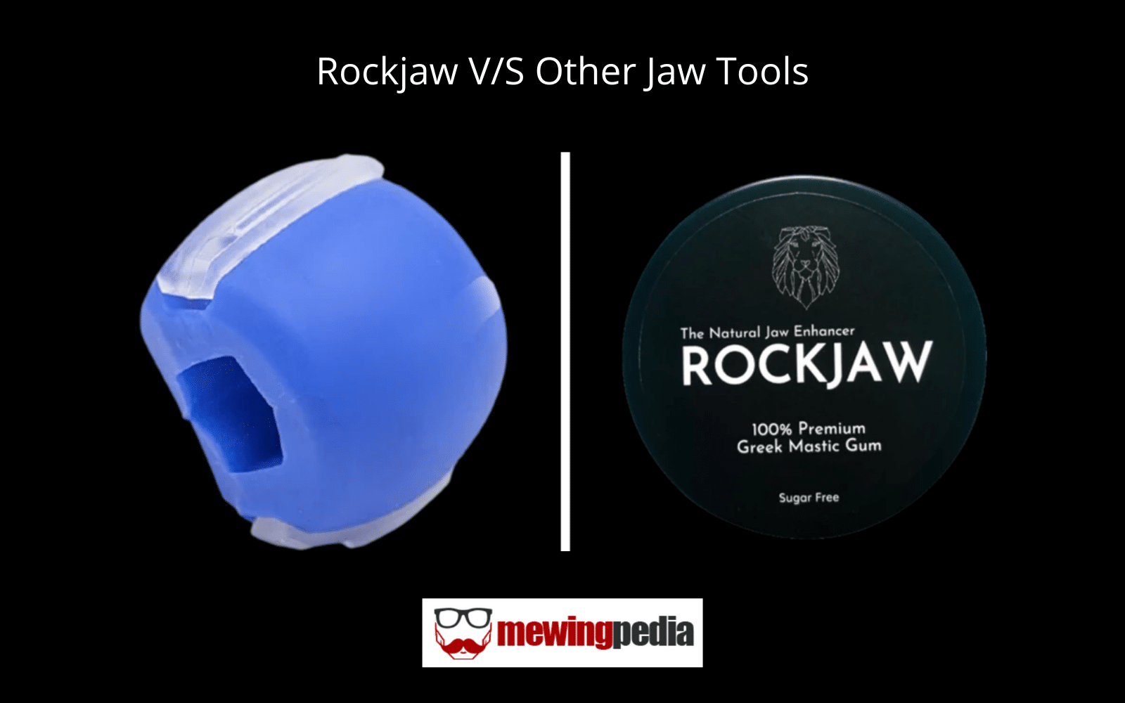 Rockjaw vs other jawline tools